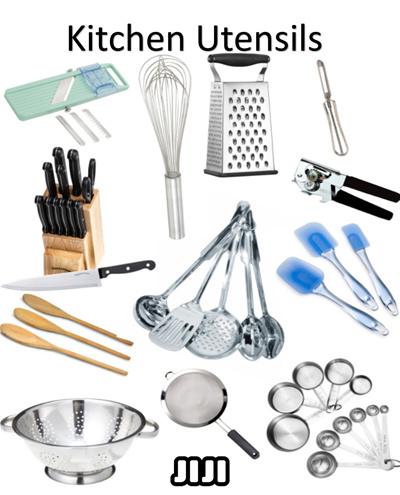 [KITCHEN MUST HAVE] Kitchen Utensils * Kitchen Tools * Scissors * Can  Opener *