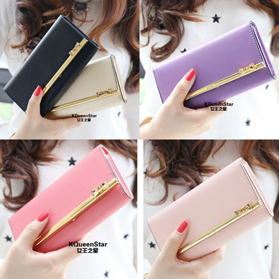 Jims Honey Dompet Fashion Wanita Kqueenstar Wallet