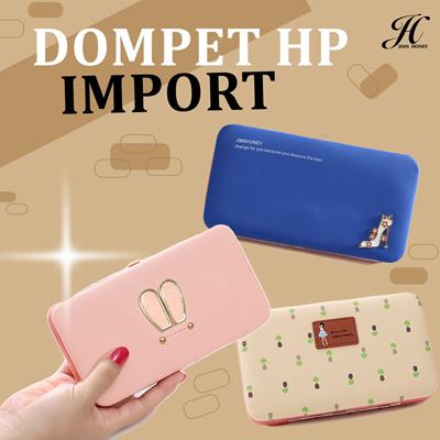 Jims Honey - New Arrival - Dompet Wanita Import - Dompet Fashion - Dompet  HP Terbaru bf8fa5a2af