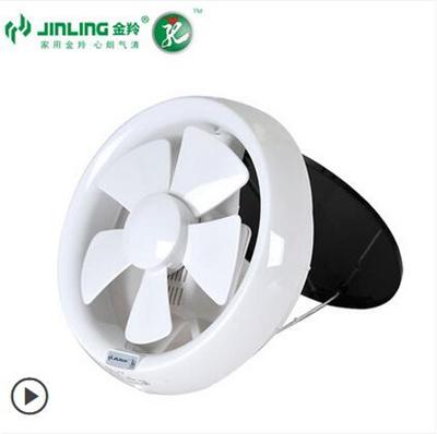 Qoo Jinling Fan APC Circular Exhaust Fan Bathroom Exhaust - Circular bathroom exhaust fan