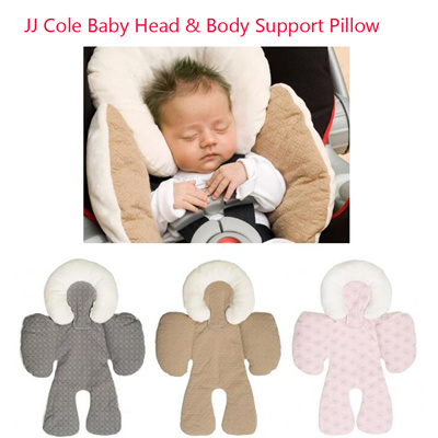 qoo10 jj cole baby head body support pillow car seat stroller baby maternity. Black Bedroom Furniture Sets. Home Design Ideas