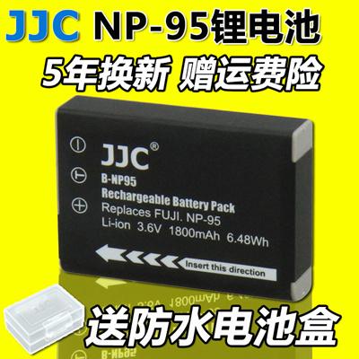 Qoo10 - JJC FUJIFILM Fuji NP-95 X100s X100T camera battery accessories NP95 X3... : Home Electronics
