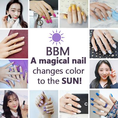 Ng1015 2 Change Color Newest 18ml Soak Off Magic Nail Gel Polish