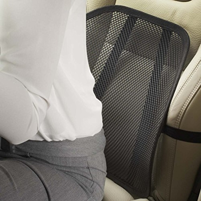 JML Sit Right Comfort Mesh Office Car Chair Seat Support Improves Back Posture