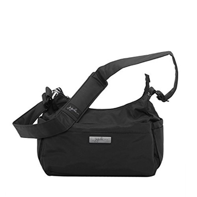 Ju Be Hobobe Diaper Bag Black Out
