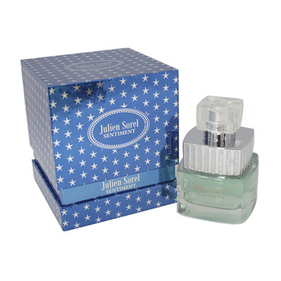 JULIEN SOLEIL SENTIMENT MAN 100ml