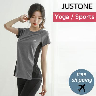 Qoo10 -  JUSTONE❤  Side Mesh T-shirt   Free Shipping   Korean ... 98402004c981