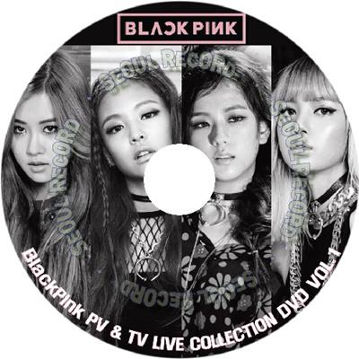 qoo10 k pop blackpink black pink pv and tv live collection v cd dvd. Black Bedroom Furniture Sets. Home Design Ideas