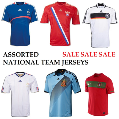 100% Authentic COUNTRY NATIONAL FOOTBALL SOCCER JERSEYS EPL JERSEY EURO  WORLD CUP NIKE ADIDAS a8a7b5658180