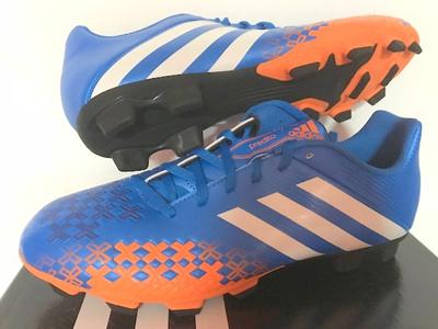 f84ef236c41 ADIDAS PREDITO TRX FG Q21652 FOOTBALL BOOTS SOCCER BOOT SHOES FIELD CLEATS