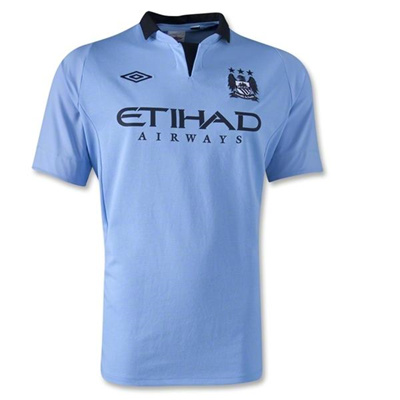 d6e5ecee4 Brand New With Tags Umbro Manchester City Home Jersey Football Soccer  English Premier League