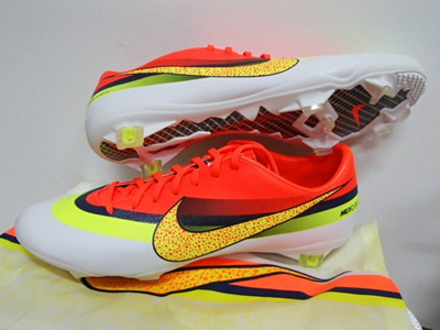 NIKE MERCURIAL VAPOR IX CR FG CRISTIANO RONALDO FIRM GROUND FOOTBALL SOCCER  BOOTS CLEATS cf6d90c6d031b