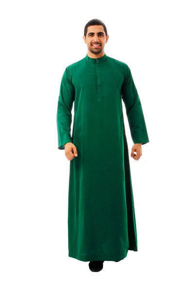 Qoo10 Kamdar Jumaart Mens Long Jubah Green Women S Clothing