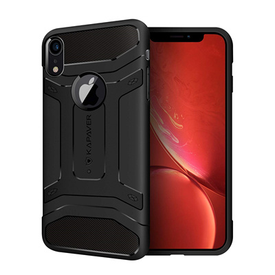 pretty nice 9294d 50f51 KAPAVER® Premium Rugged Armour for iPhone XR iPhone XR Case