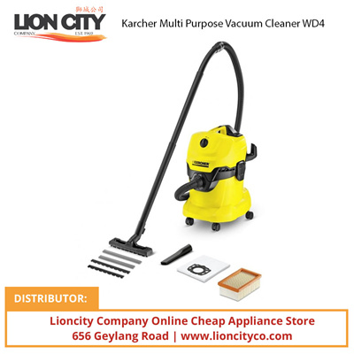 Qoo10 Karcher Multi Purpose Vacuum Cleaner Wd4 Home