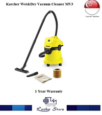 KARCHER WET AND DRY VACUUM CLEANER MV3 1 YEAR WARRANTY Image