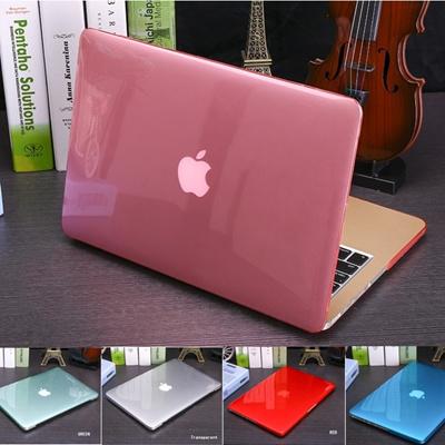 Kasus Transparan Kristal Baru Untuk Apple Macbook Air Pro Retina 11 12 13  15 tas laptop a88300a621