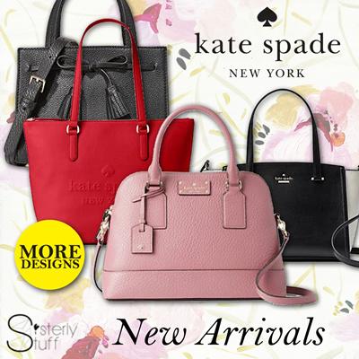 Kate Spadedirect Shipment From Usa Spade Luxury Bags