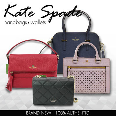 Kate Spade Handbags and Wallets on Sale!!! *100% Authentic* Ready