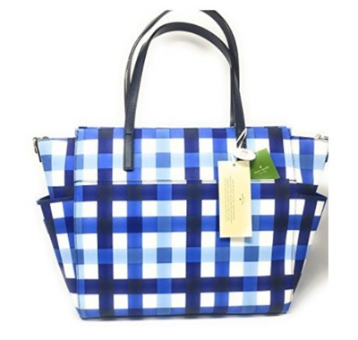 491fe5ea680f Qoo10 - Kate Spade New York Blake Avenue Kaylie Baby Bag Diaper Bag  (Printed B...   Collectibles   B..