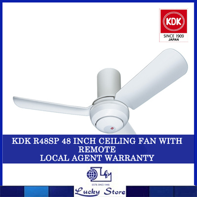 Qoo10 kdk ceiling fan home electronics kdk r48sp 48 inch ceiling fan with remote local agent warranty aloadofball Image collections