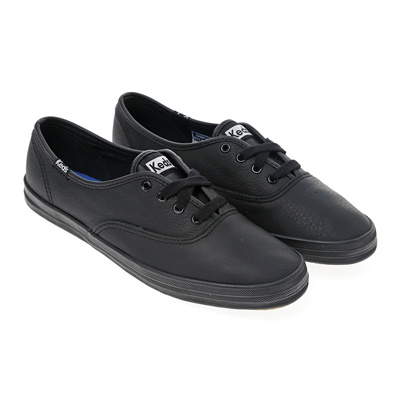 17fc224a794c Qoo10 -  Keds  CHAMPION CORE LEATHER (WH45780) Black (BK) sneakers   Shoes