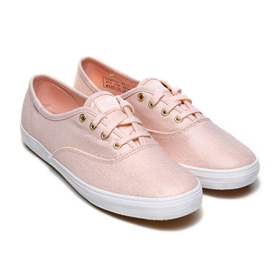814596883f1f0 Qoo10 -  Keds  CHAMPION METALLIC CANVAS (WF 56439) Rose Gold (RGD) sneakers    Shoes