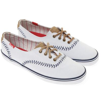 97b3921d4d3ec Qoo10 -  Keds  CHAMPION PENNANT (WF 55442) White (WT) sneakers   Shoes