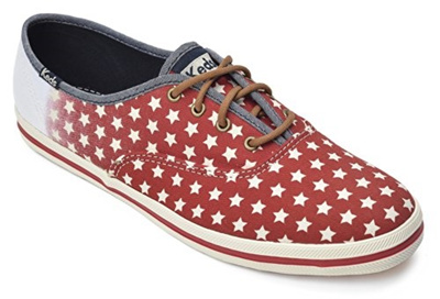 4499a150fb3 Qoo10 - (Keds) Keds Women s Champion Patriotic Fashion Sneaker, Red, Size  9.0-...   Shoes