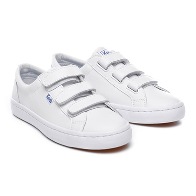 10cc0b8638 Qoo10 -  Keds  TIEBREAK LEATHER (WH57616) White (WT) sneakers   Shoes
