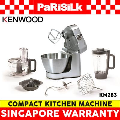 free gift worth 20 kenwood km283 compact kitchen machine singapore warranty - Kennwood Kitchen