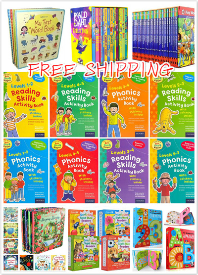 Key Words with Peter and Jane Nonfiction Sight Word Readers Roald Dahl  Collection books kids reading