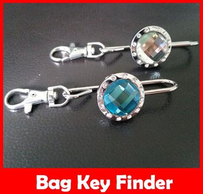 Keychain keyfinder hook bag holder. key chain hanger women gift present. Handbag  purse charms
