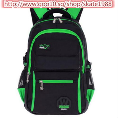 Qoo10 - Kids Backpack High Quality School Bags Primary School for Girls  Boys ...   Kids Fashion d111f1fd24ac