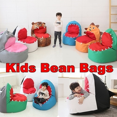 Qoo10 Kids Bean Bags Best Gifts Chair Animal Design