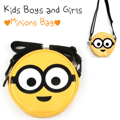 Kids Boys And S Minions Bag Accessories
