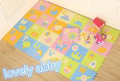 puzzle floor rainbow play tile eva mats mat zoo foam puzzles