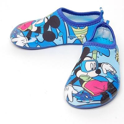 d31b58c9de7f Qoo10 - Kids Junior Kids Mickey Mouse Aqua Shoes   Kids Fashion