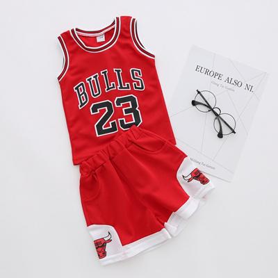 info for 783e7 06e70 Kids Sport DSKLR 23 Basketball Jersey Polyester Children s Wear Basketball  Suit Students Sport Vest