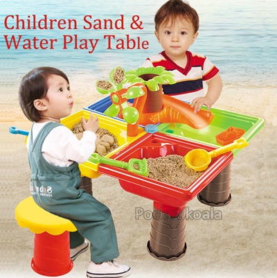 Kids Toys Sand/Water Play Table Outdoor Beach Toys For Kids Children Toys  Children Gift