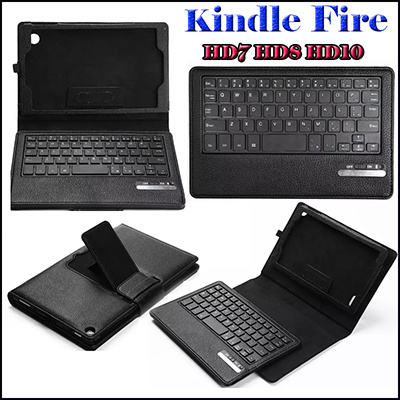 Qoo10 holster keyboard mobile accessories kindle fire hd7hd8 hd 10 keyboard case premium folio publicscrutiny Image collections