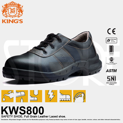 Qoo10 - Kings Safety Shoes KWS800 *FREE SHIPPING BY QXPRESS* QX  Mens Bags U0026 Shoes
