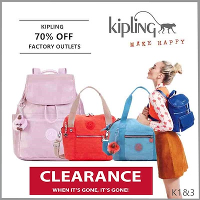 425b59ad986b 100% Authentic Kipling U.S.A. on Sale - Kipling Bag Local Online Store  Women Bag