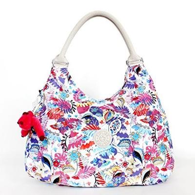 848ca4b6b Qoo10 - Kipling Bagsational Shoulder Bag Whimsy Floral Print B0128TYXIK :  Bag & Wallet