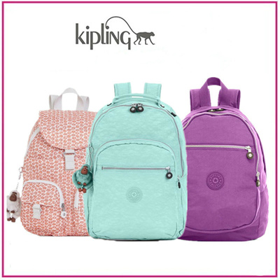 Kipling Women Bag Backpack Handbag Tote Sling