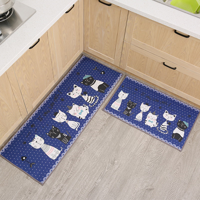 Kitchen Floor Mat Absorbwater Anti Oil