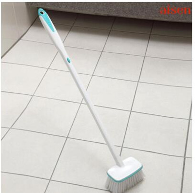 Kitchen Long Handle Floor Brush Bathroom Brush Ceramic Tile Brush Cement Clean Bathtub Brush Crevice