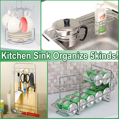 Qoo10 sink cleanup kitchen dining for Qoo10 kitchen set