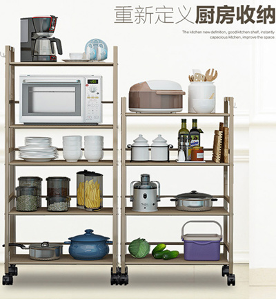 Perfect Kitchen Rack/Kitchen Cart/Metal Rack/Shoe Rack/Heavy Duty Rack/
