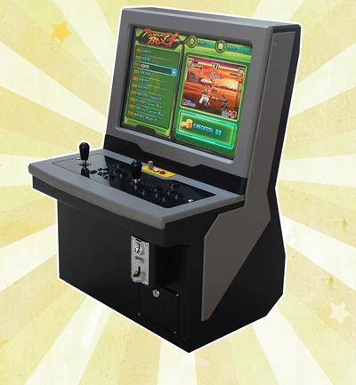 Computer Games Machine